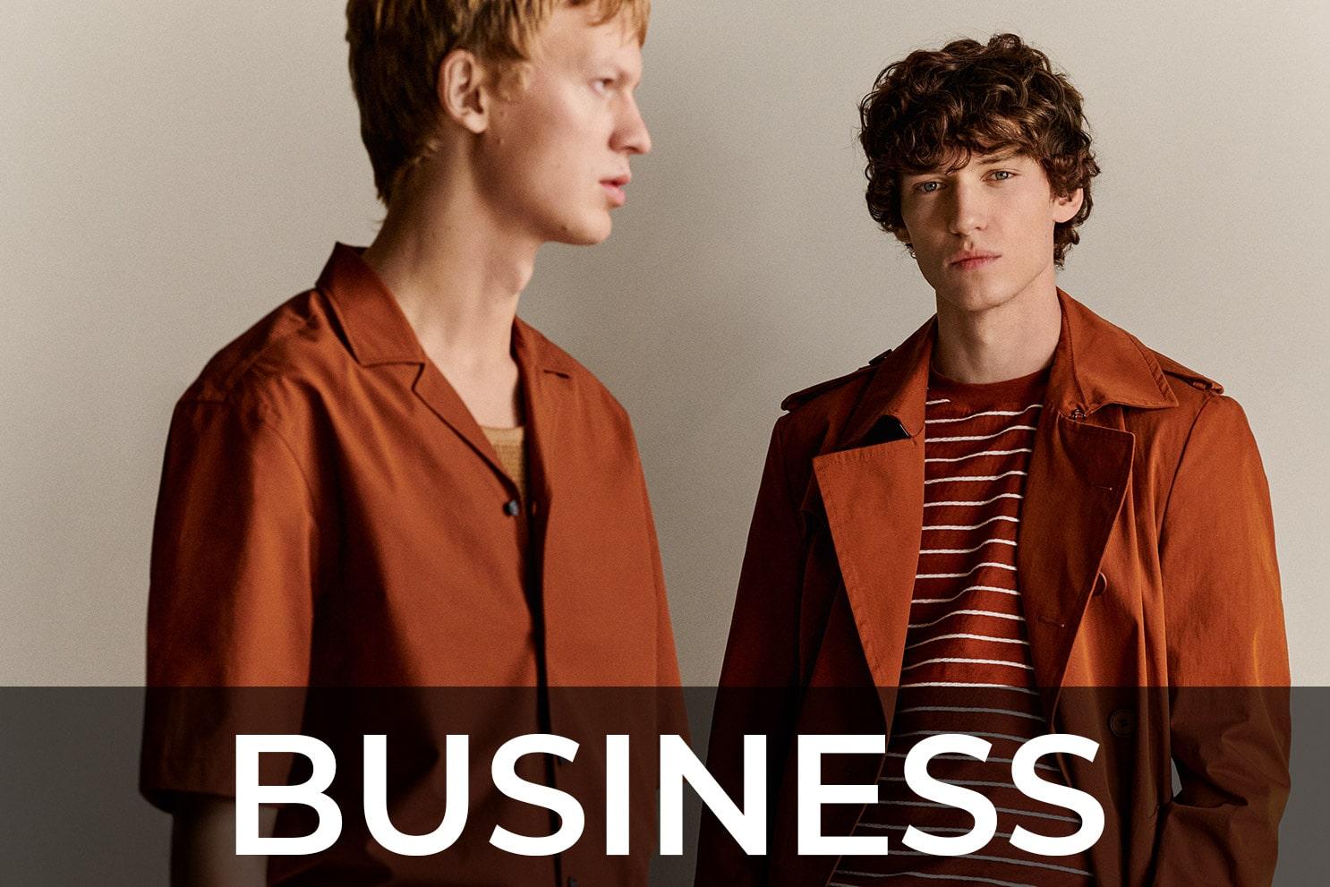 HUGO BOSS BUSINESS 1A