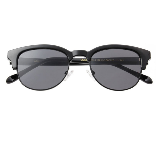 WARWICKS BLACK Club Sunglasses C