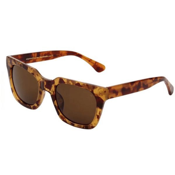 WARWICKS Brown Transparent Sunglasses S