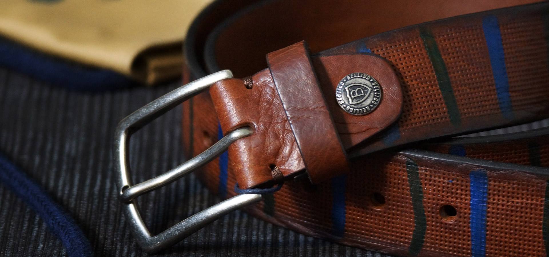 belt fathers day gift