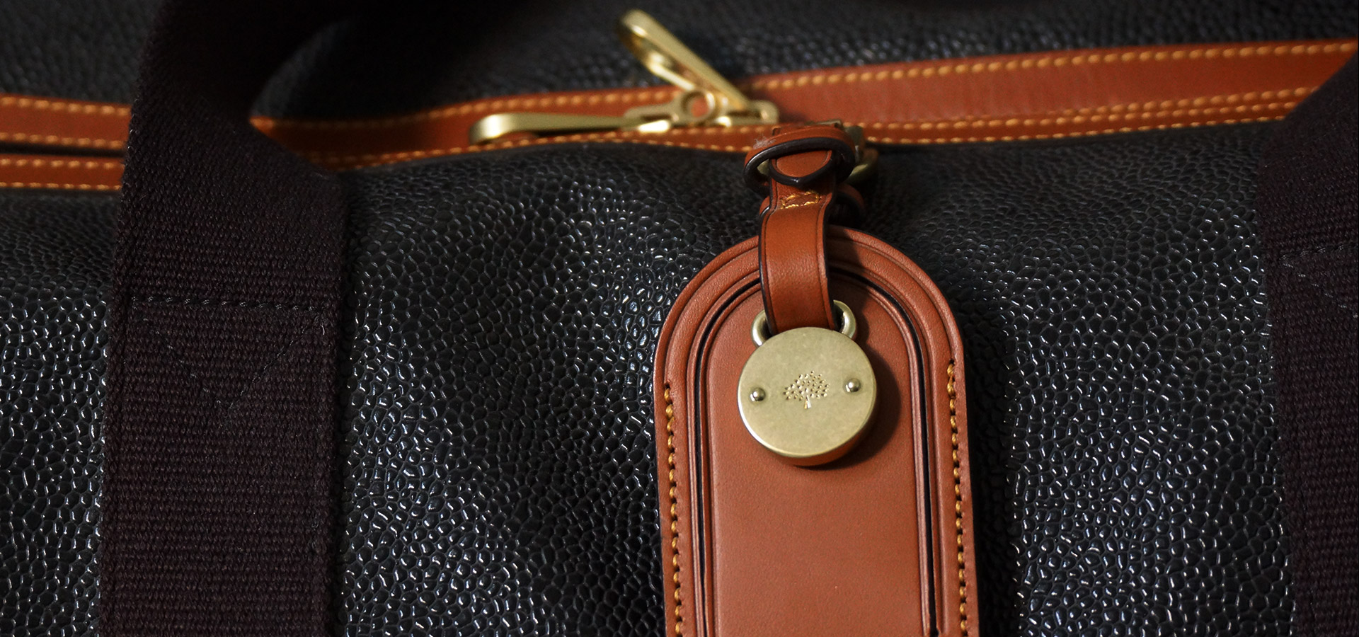 mulberry bag detail