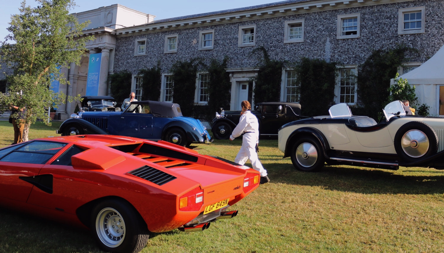 Festival of Speed in Goodwood