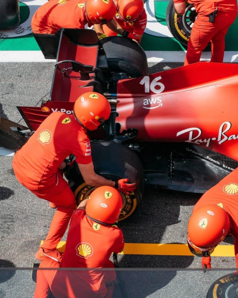 Formula 1 Grand Prix silverstone