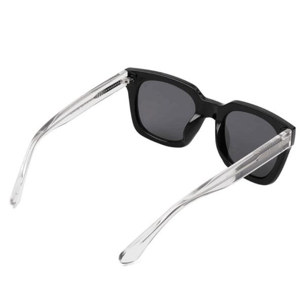 WARWICKS Black rectangular Sunglasses S