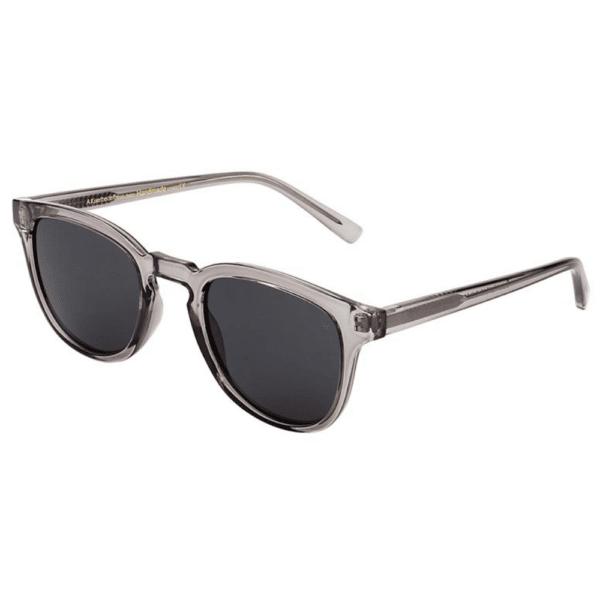 WARWICKS Grey Transparent Club Sunglasses S