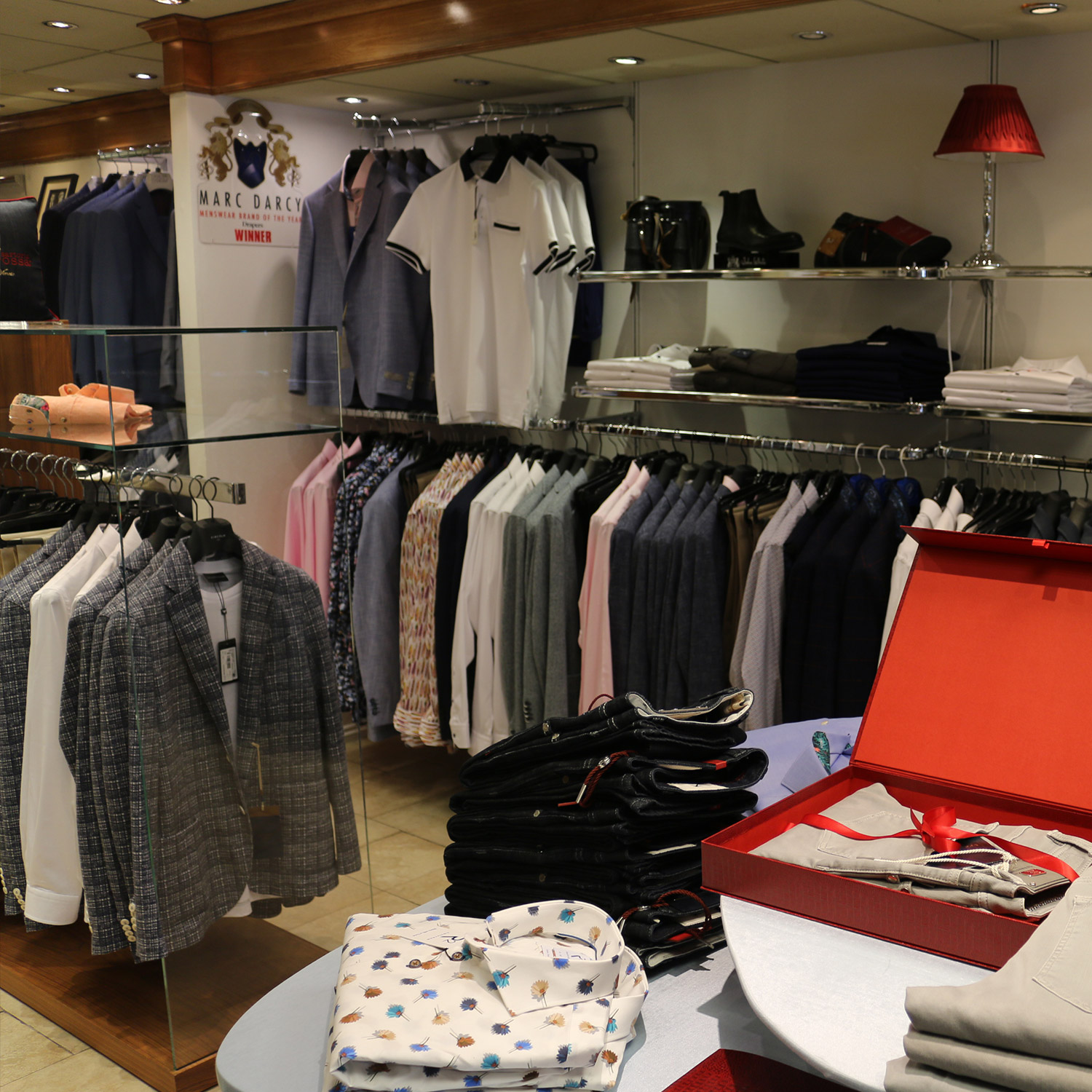discover our shops