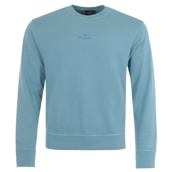 PS sweat blue front